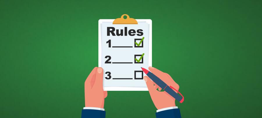 Learn the rules of blackjack