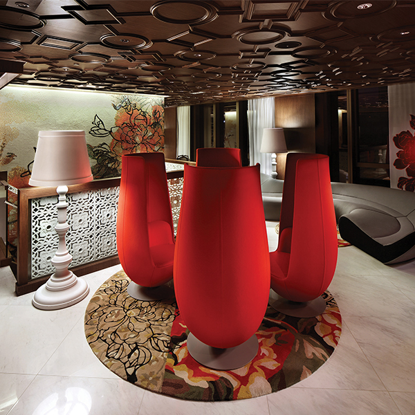 Mira Moon Hotel | Cappellini Projects