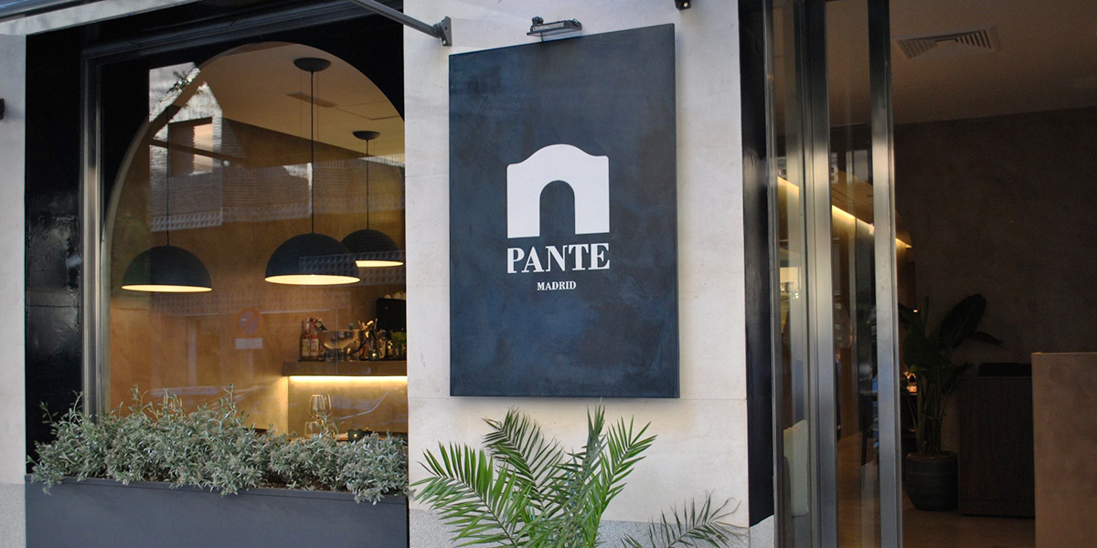 PANTE MADRID by Antonio Facco Studio
