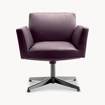 Poltrona Frau Thf.Chancellor Office Chairs By Lievore Altherr Molina