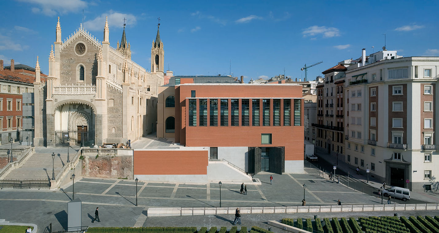 The Prado Museum Extension