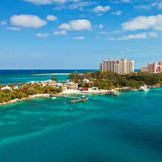 Bahamas City view