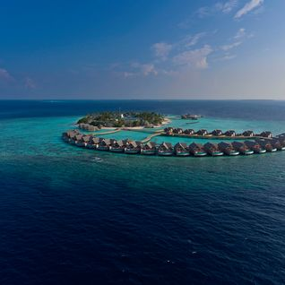 Luxury private island Indian Ocean
