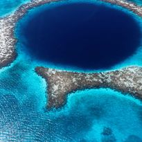Great Blue Hole. Belize