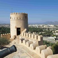Arabian Fort, Middle East