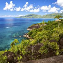 Green Coastline, Seychelles