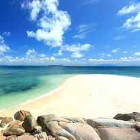 Pristine Similan Islands Beach, Western Thailand