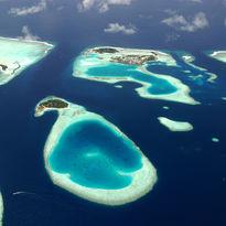 Male atolls