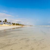 Salalah coast