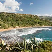 Golden Bay, Gozo