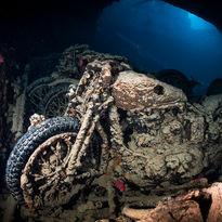 Thistlegorm wreck Red Sea Egypt