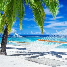 Maldives Beach Hammock