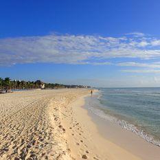 Beach Mexico