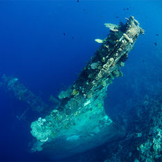 solomon islands wreck
