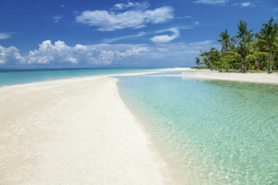 Paradise Beach, Philippines