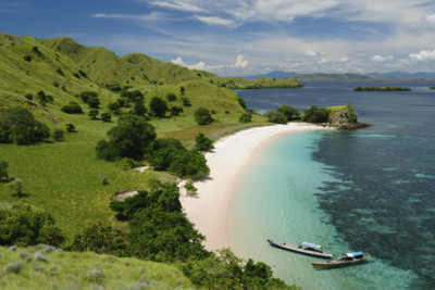 Komodo Island Beaches, Indonesia