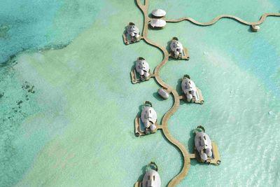Soneva Jani Overwater Villas, Maldives