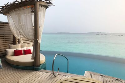 Luxury Maldives Over-Water Villa