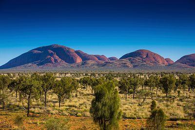 Uluru landscape