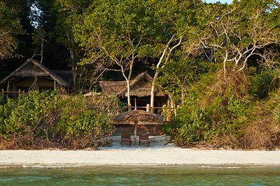 Funda Lagoon in pemba island tanzania