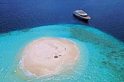 Scubaspa liveaboard, Maldives