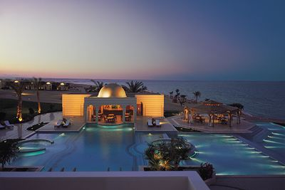 The Oberoi Sahl Hasheesh, Southern Red Sea
