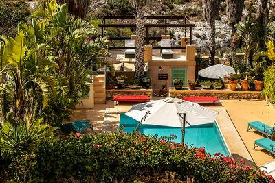 ThirtySeven Gozo swimming pool
