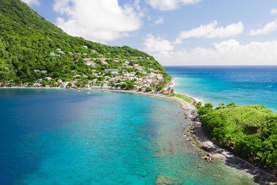 island view dominica