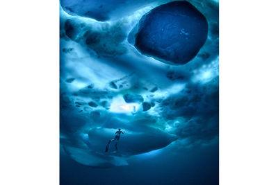 Freediving Greenland