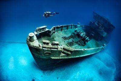 Gozo Diving Shipwreck