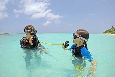 maldives bubblemaker course