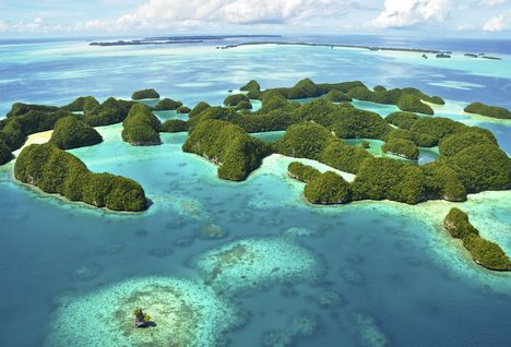 Island in Palau