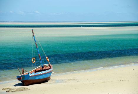Bazaturo Beach, Mozambique