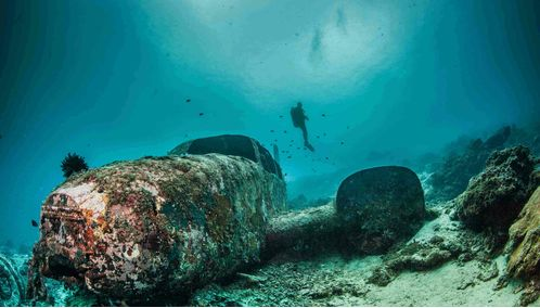 Wreck Dive, Philippines