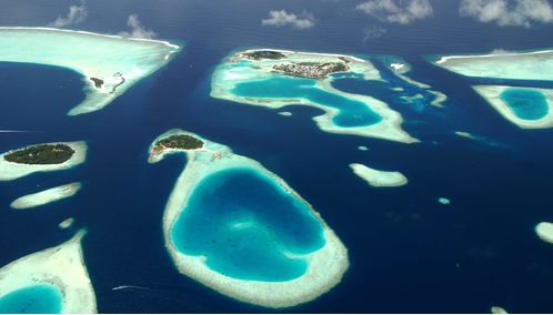 Male Atolls, Central Atolls, Maldives