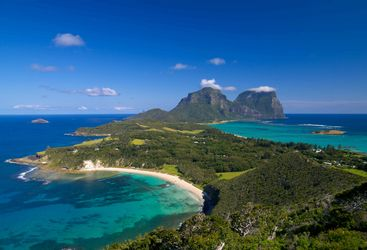 Lord Howe Island Lagoons