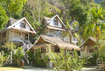 Picture of Cliff Cottages at El Nido Miniloc Island Resort
