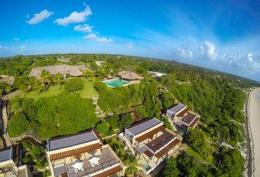 Aerial view of Bahia Mar Club