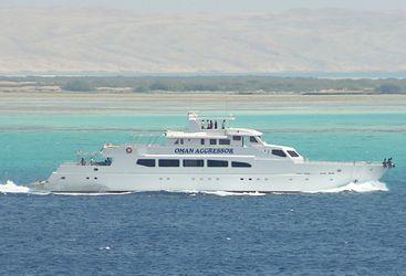 oman aggressor yacht