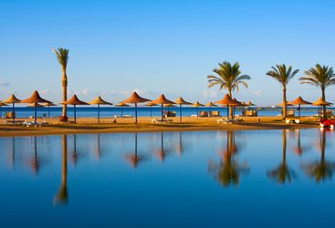 Red Sea Beach, Egypt