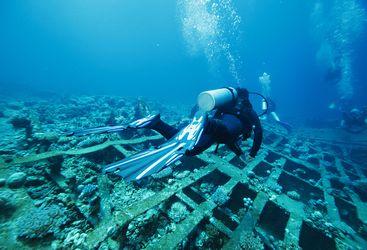 Scuba diving in Grenada