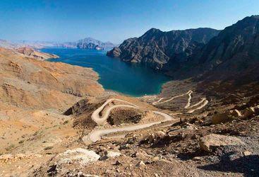 Musandam Peninsula, Oman