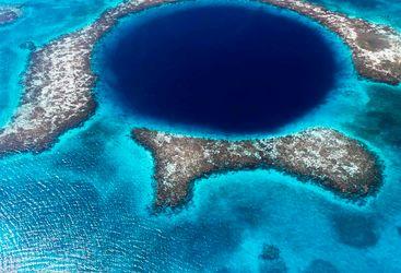 Belize Blue Hole