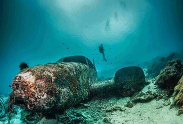 Wreck Dive, Philippines