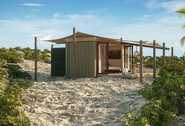 cosmo beach cabana