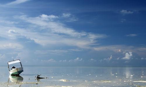 Blue Horizon of Tubbataha Reef