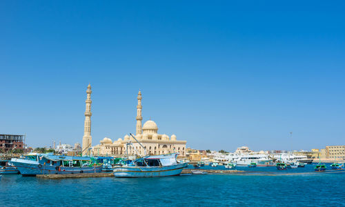Mosquee in Egypt