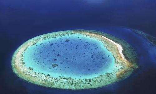 Desert Island, Maldives