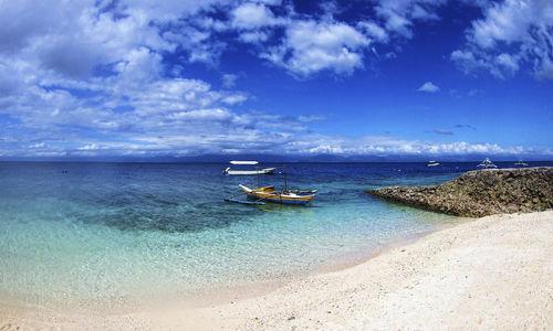 Moalboal Beach, Philippines