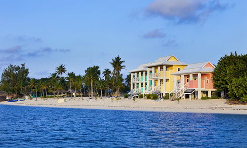 Bungalows in Little Cayman